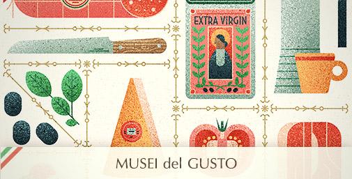 Musei del Gusto e del Cibo: Patrimonio Culturale Italiano